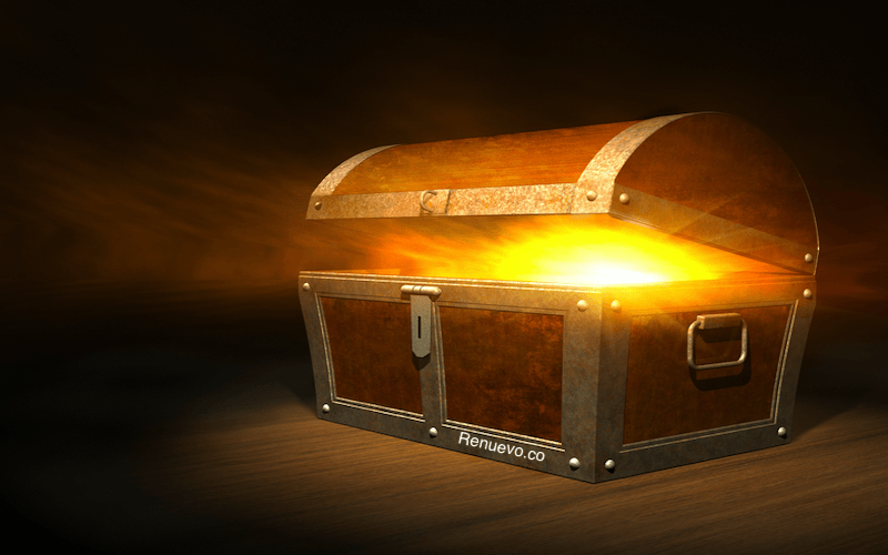 Treasure chest @ gl0ck